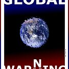 Global warming by Lior Goldenberg