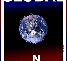 Global warming by Lior Goldenberg