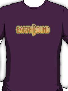 Earthbound (Snes) Title Screen T-Shirt