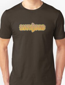 Earthbound (Snes) Title Screen Unisex T-Shirt