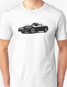 Honda Civic Coupe 2014 T-Shirt