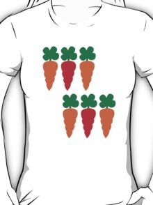six Carrots cute! T-Shirt