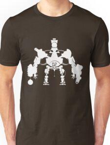 Killbot 02 - Porcelain King Unisex T-Shirt