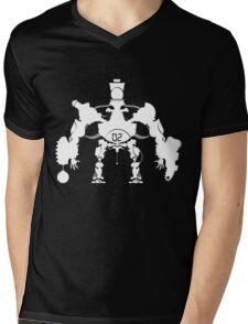 Killbot 02 - Porcelain King Mens V-Neck T-Shirt