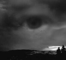 Eye Of The Storm I by Gregory Ewanowich