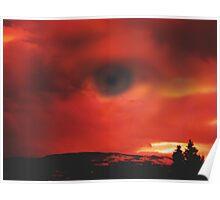 Eye Of The Storm II Poster