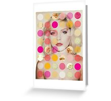 Heart of Glass Greeting Card