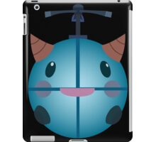 LoL - Snow Poro (with helicopter) iPad Case/Skin