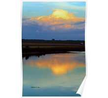 SKY REFLECTIONS Poster