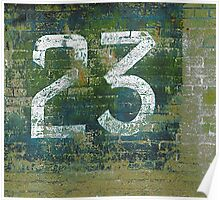 23 Poster