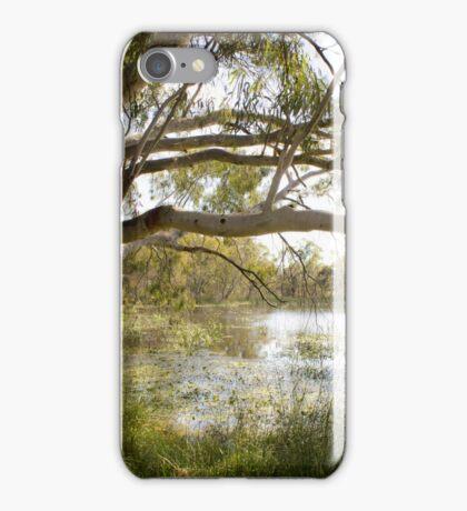 Dunkeld Community Park, Dunkeld, Victoria iPhone Case/Skin