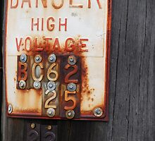 high voltage by Ian Robertson