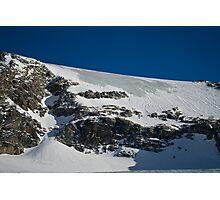 The Glacier Photographic Print