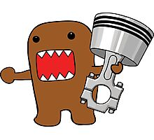 Domo with Piston Photographic Print