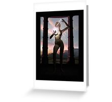 Anya Dragomir Greeting Card