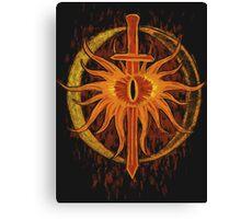 Sauron's Inquisition Canvas Print