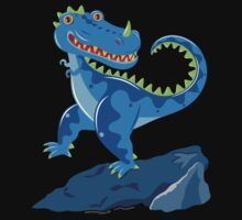 T-Rex by Lyuda