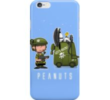 Charlie Brown Marine iPhone Case/Skin