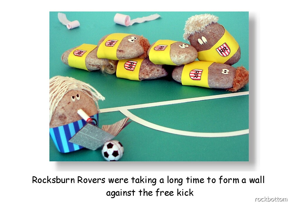 Free Kick by rockbottom