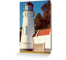 Heceta Head Lighthouse Greeting Card