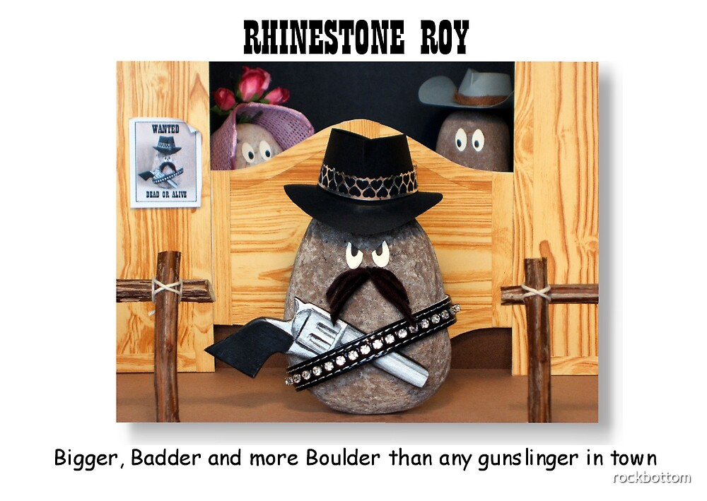 Rhinestone Roy by rockbottom
