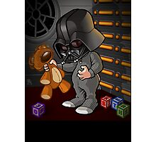 BABY VADER Photographic Print