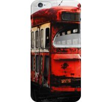 a streetcar named decay iPhone Case/Skin