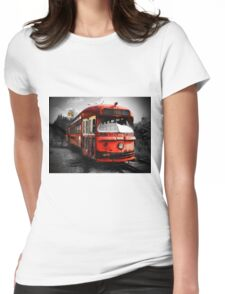 a streetcar named decay Womens Fitted T-Shirt
