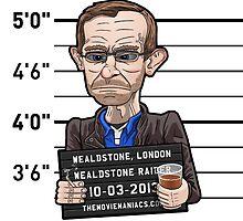 Wealdstone Raider - You wansum? by TheMovieManiacs