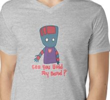 Can you hold my hand? Mens V-Neck T-Shirt