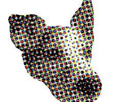 Pixel Pup by chrissansshoes
