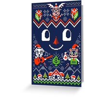 Animal Crossing Toy Day! Greeting Card