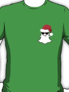 """Snapchat"" Christmas T-Shirt"