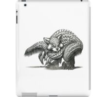 The Red Pandolin iPad Case/Skin
