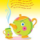 Little Teapot by Lyuda