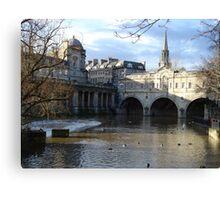 Bath - England Canvas Print