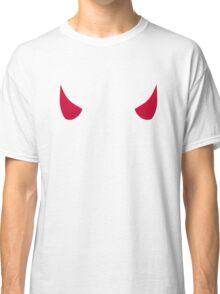 Red devil horns Classic T-Shirt