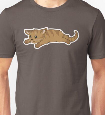 Tired Kitten Unisex T-Shirt