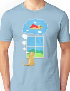 Cats Just Wanna Have Fun Unisex T-Shirt