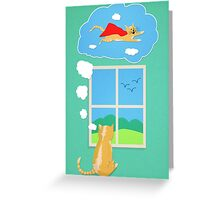 Cats Just Wanna Have Fun Greeting Card