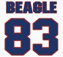 National Hockey player Jay Beagle jersey 83 by imsport
