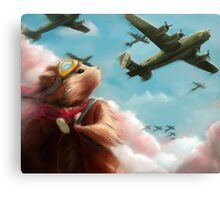 Dream for the Sky Canvas Print