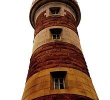 Sunderland Lighthouse by Verity Barnes