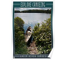 Explore by Canoe 2 Poster