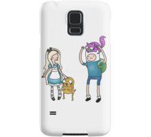 Alice In Adventureland Samsung Galaxy Case/Skin