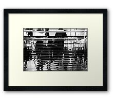 Stairway to Kevin Framed Print