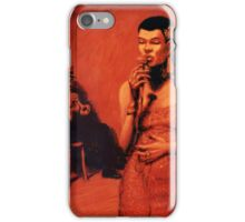 Tuesday Night Jazz Club iPhone Case/Skin