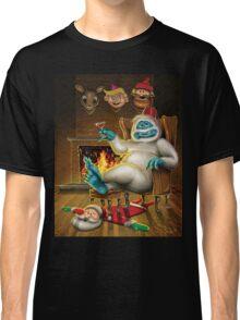 Holly Jolly Christmas Classic T-Shirt