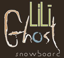 LiLi Ghost - Snow Board - V2 by Jean Beaudoin