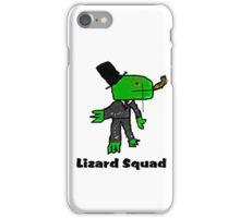 Lizard Squad iPhone Case/Skin